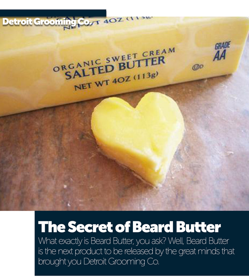 Butter That Beard: The Secret Of Beard Butter