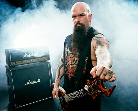 best beards in music - kerry king