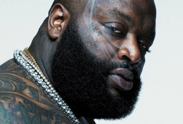 best beards in music rick ross
