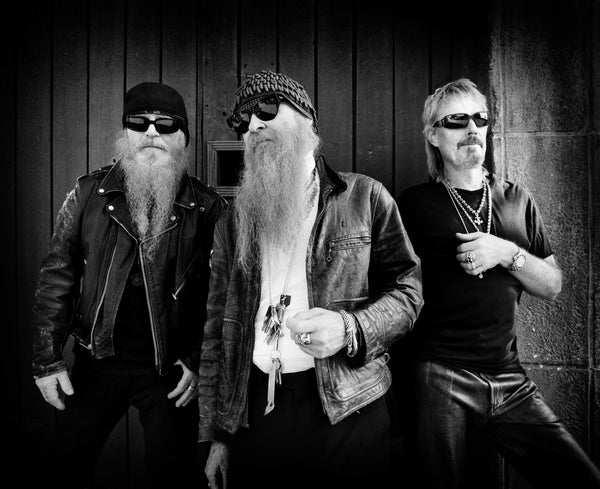 best beards in music - zz top