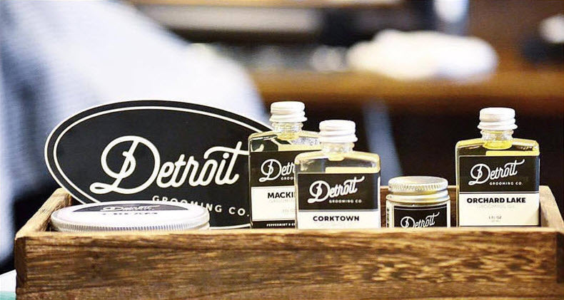 Beard Grooming - Beard Oil Collection - Detroit Grooming Co.