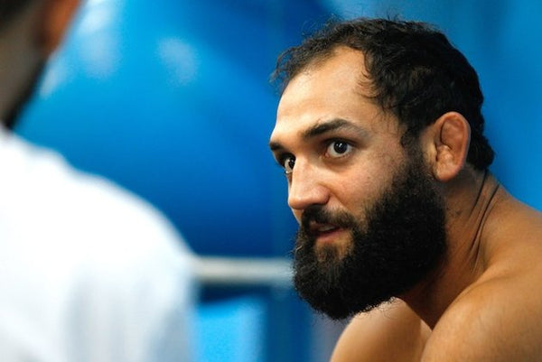 Best Beard Styles of UFC Johny Hendricks