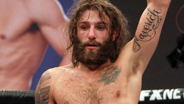 Best Beard Styles of UFC Michael Chiesa