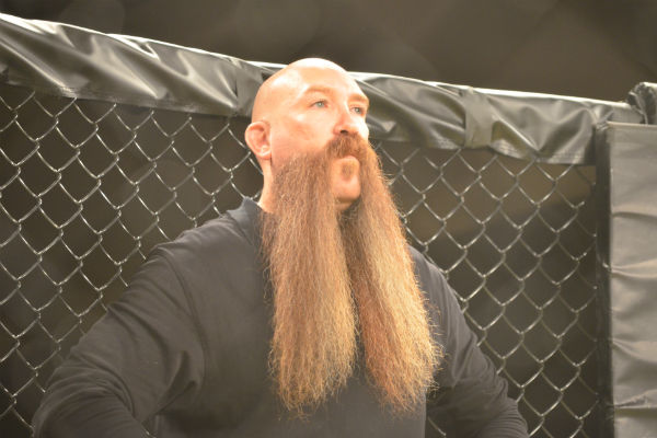 Best Beard Styles of UFC Mike Beltran