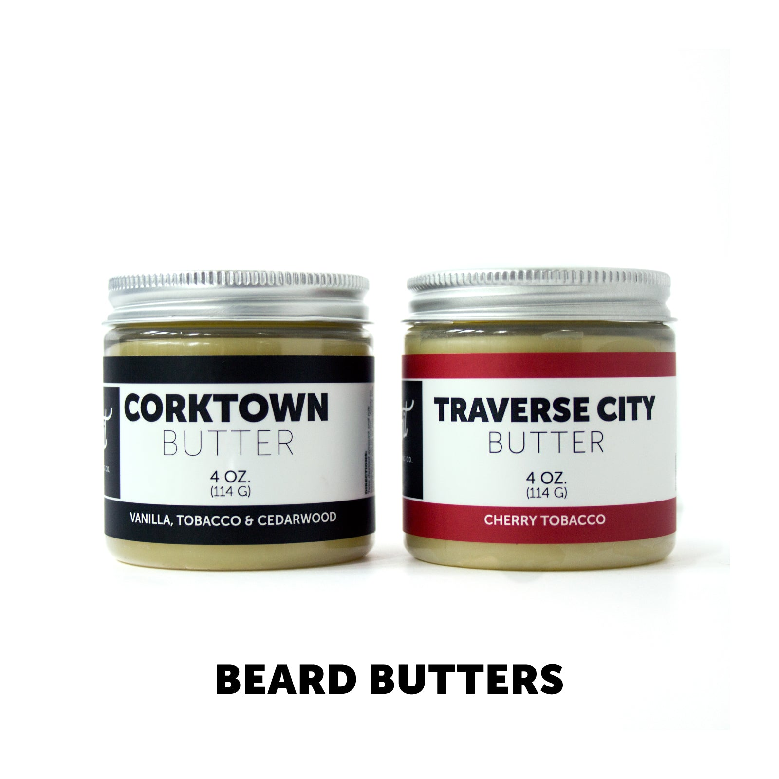 Beard Grooming Products - Beard Butters