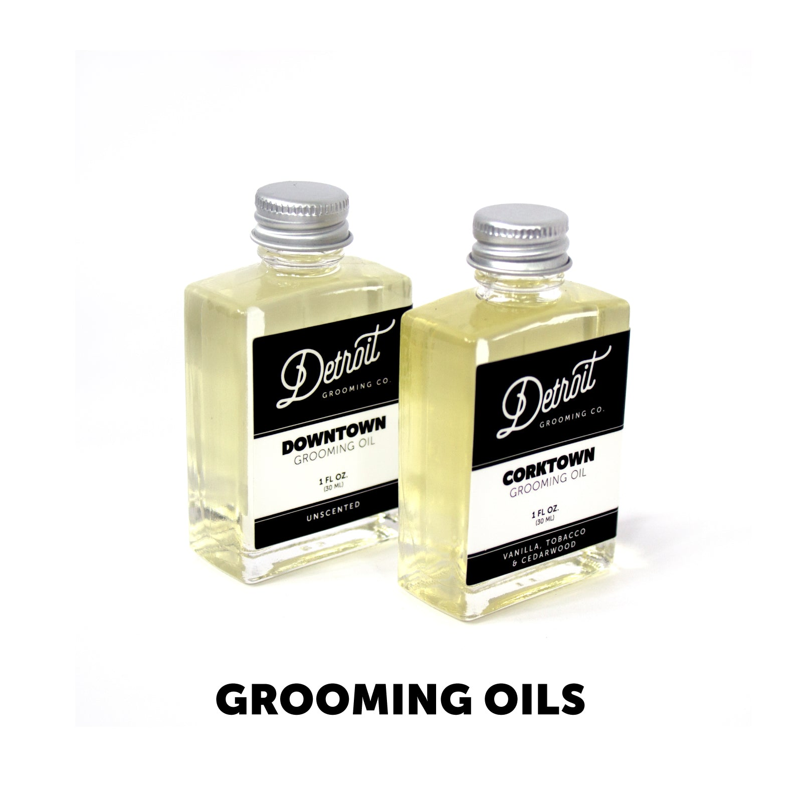 Beard Grooming Products - Beard Oils