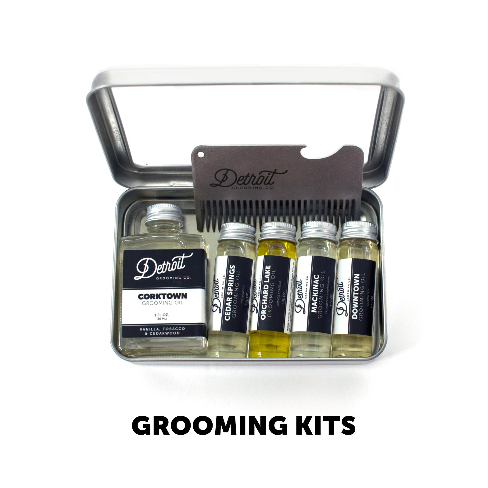 Beard Grooming Kits, Gifts, and Gift Sets