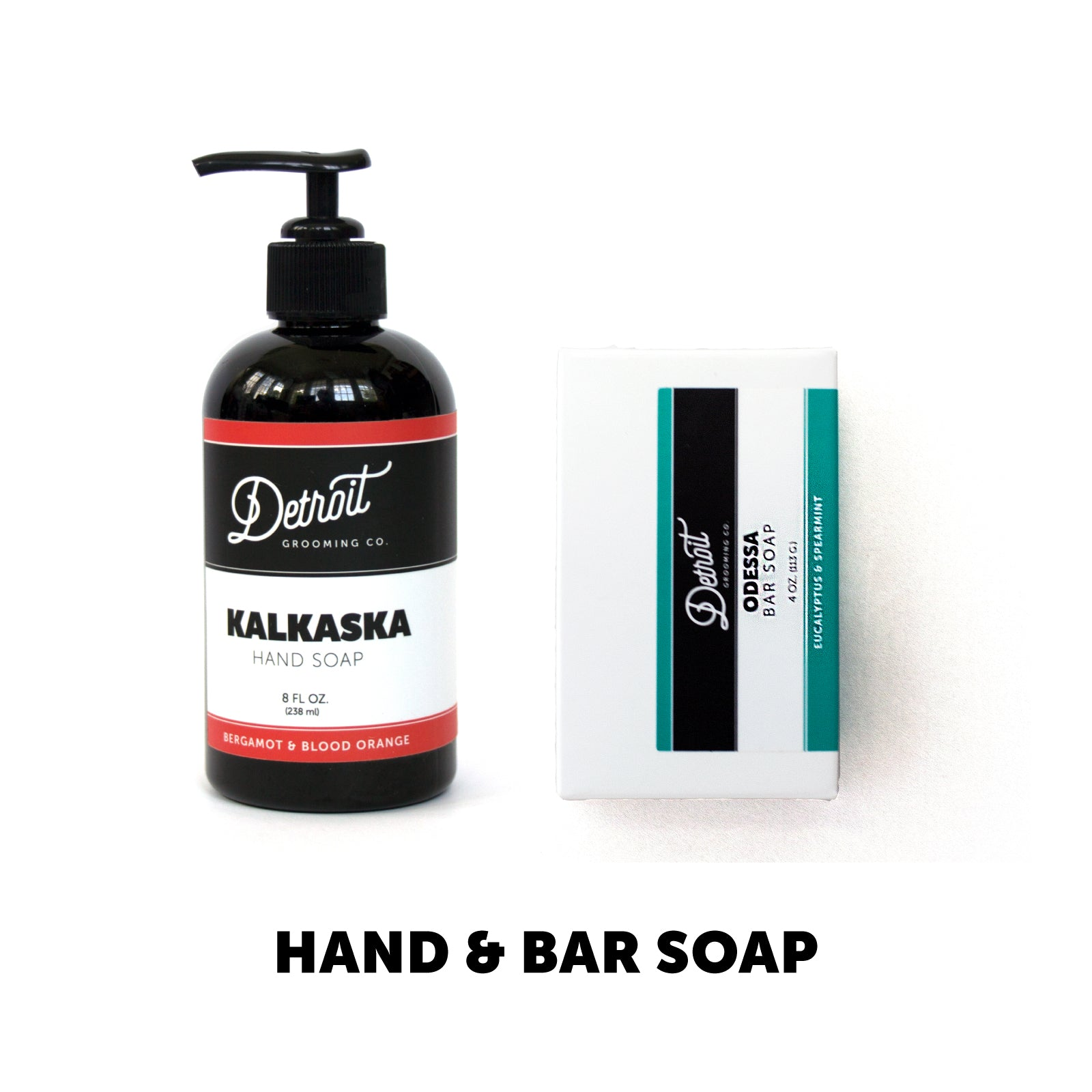 Soaps and Lotions for Men