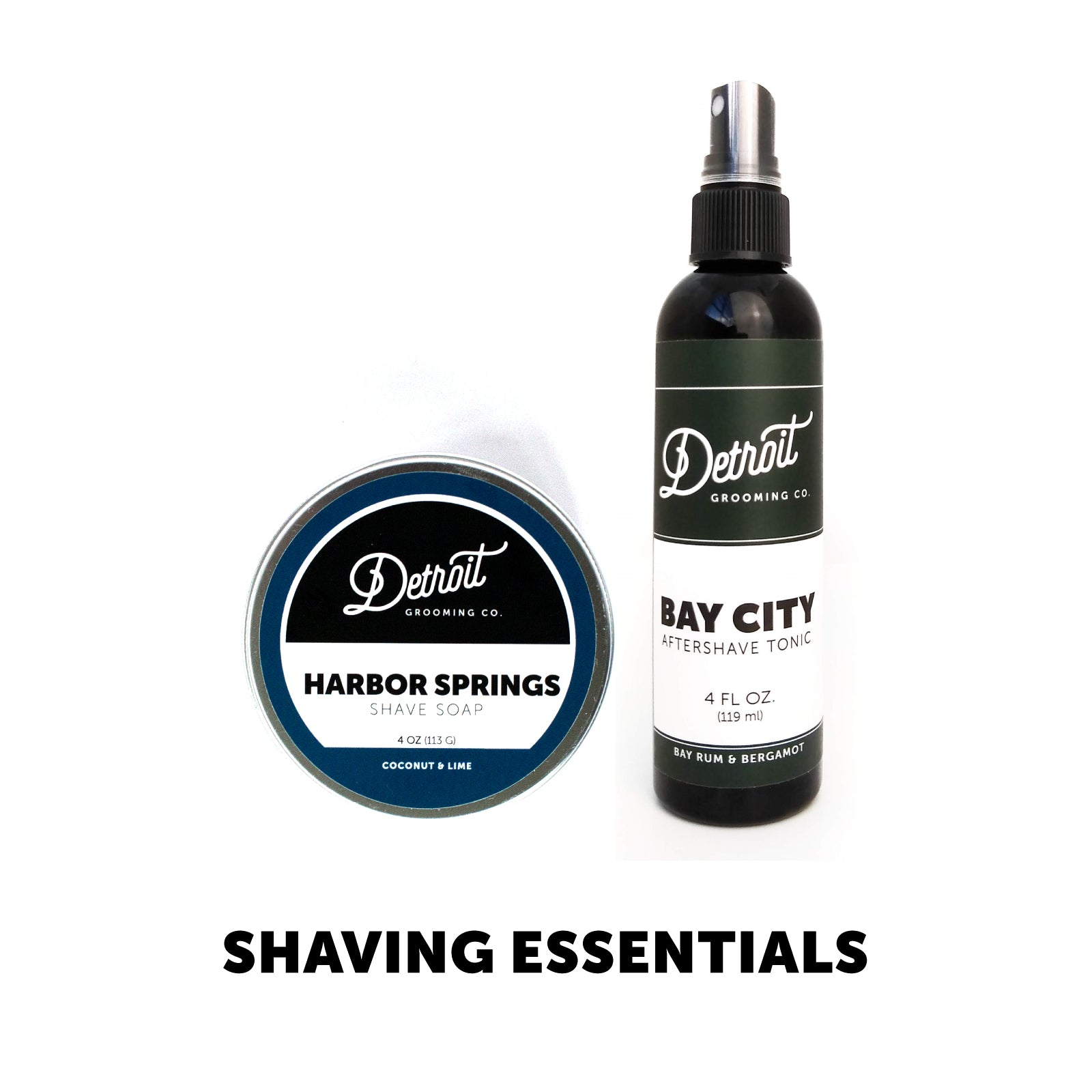 Shaving Soaps and Creams for Men