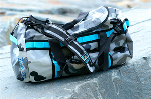 BASE CAMP 90L Weatherproof Back Pack Duffle