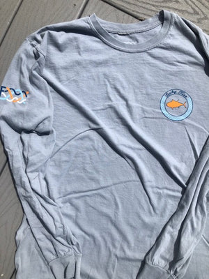 Sunrise Harpoon Set Long Sleeve Tee