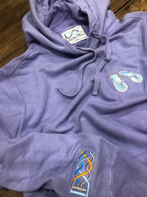 Endless Summer Flip Flop Hoody