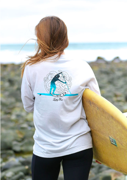 Celtic Paddle Board Long Sleeve Tee