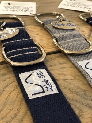 New Lucky Finn Organic Hemp Webbing Collars