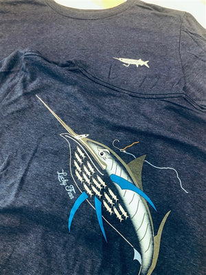 Marlin Strike Fighter Short Sleeve