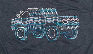 Wave Bronco Short Sleeve