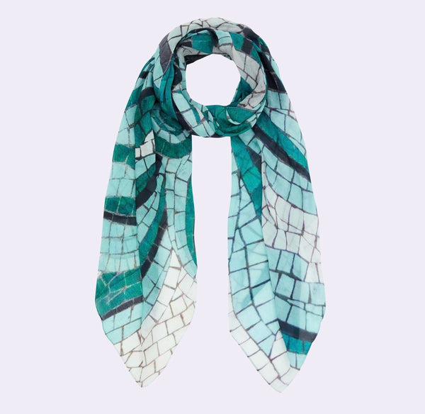 TRESANTON COTTON SILK SCARF