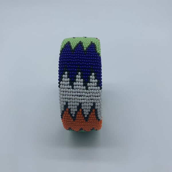 Beaded Bangle-Jumbo Multi Colour 2 - Lillon Boutique