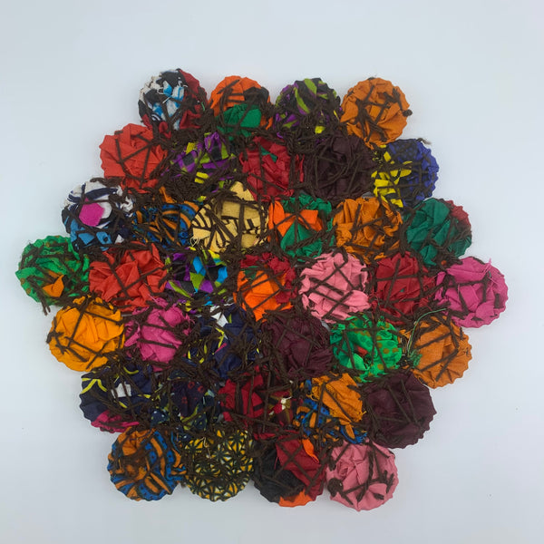 Bottle Caps Table Decoration-Multi Colour Variation 4