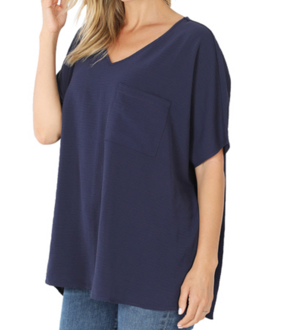 Navy Blues Dolman