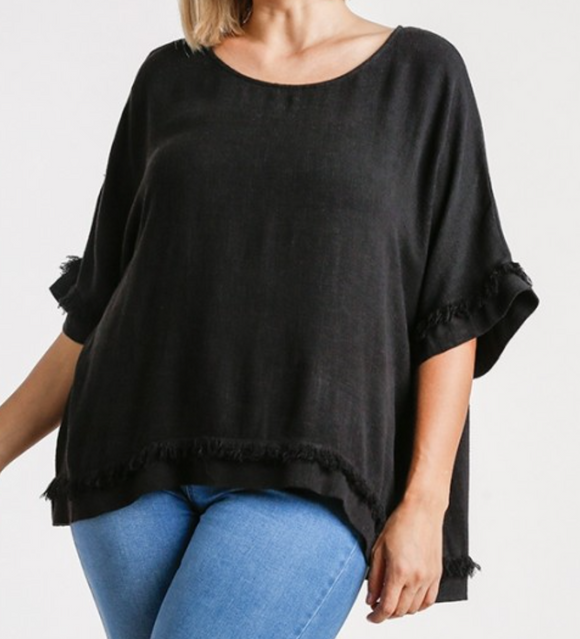 Fun Fringe Top