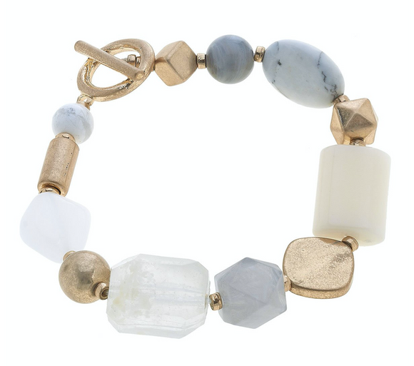 Aerin Stretch T-Bar Bracelet