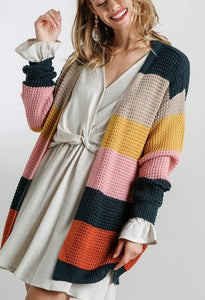 Walk the Line Cardigan