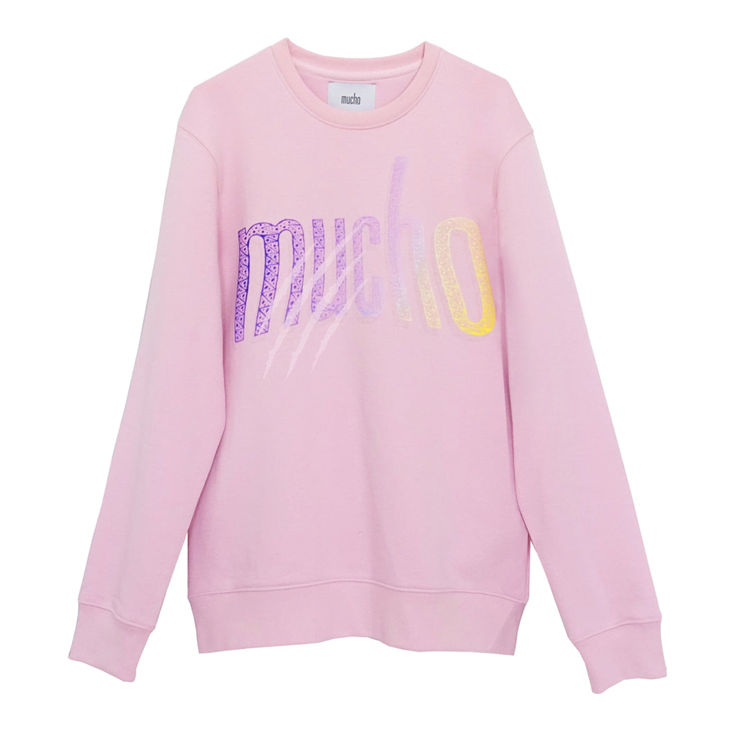 Colorful Letters II Sweater