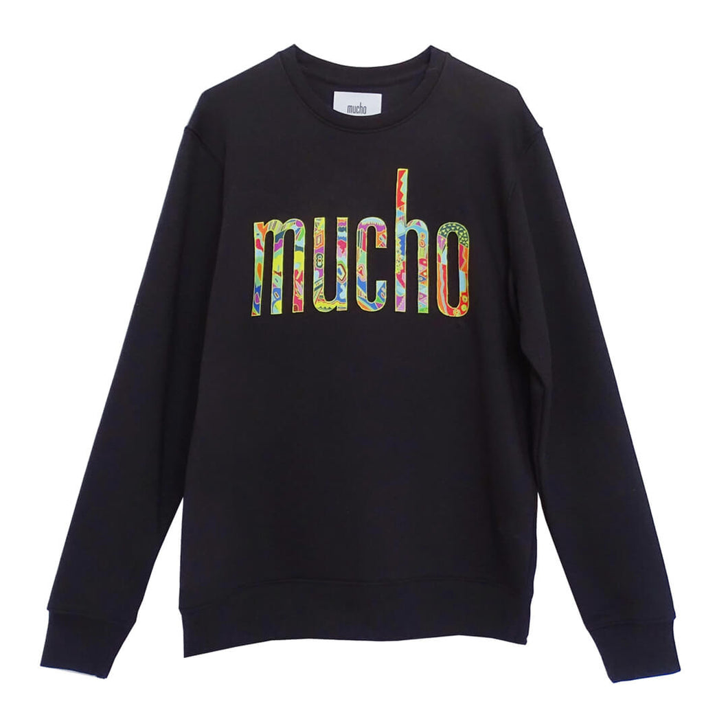 Colorful Letters I Sweater