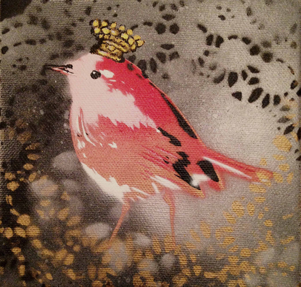 Yvonne Wayling - Royal Bird #2