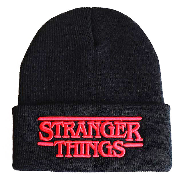 Bonnet Stranger Things 3d