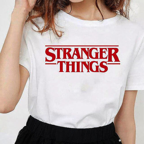 Stranger Things tee shirts