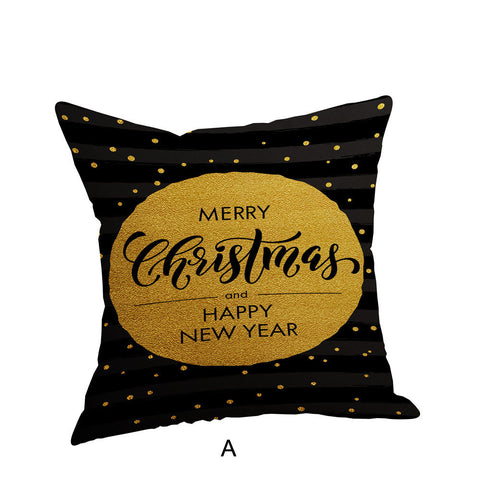 Merry Christmas Pillow Cases - My Amazing Treasures