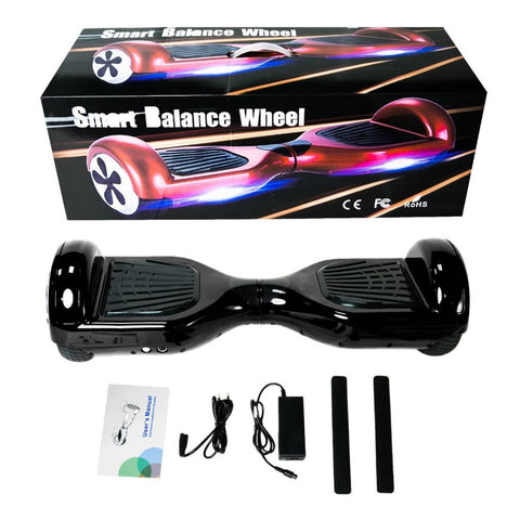 6.5 Inch Skateboard Hoverboard Two Wheels Smart Self Balance E-Scooter - My Amazing Treasures