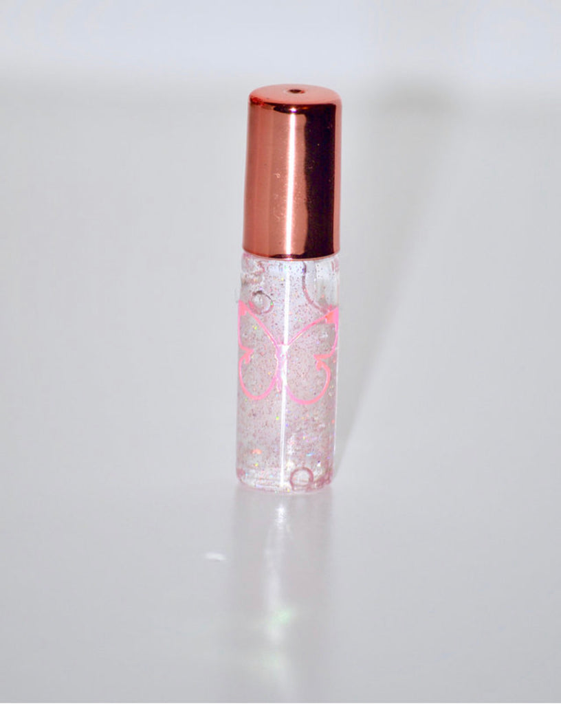 Berry Love Shiny Lip Gloss - LOVE2BFLIRTY COSMETICS