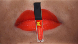 Open image in slideshow, Candy-LED Light Up Lip Gloss with Mirror - LOVE2BFLIRTY COSMETICS
