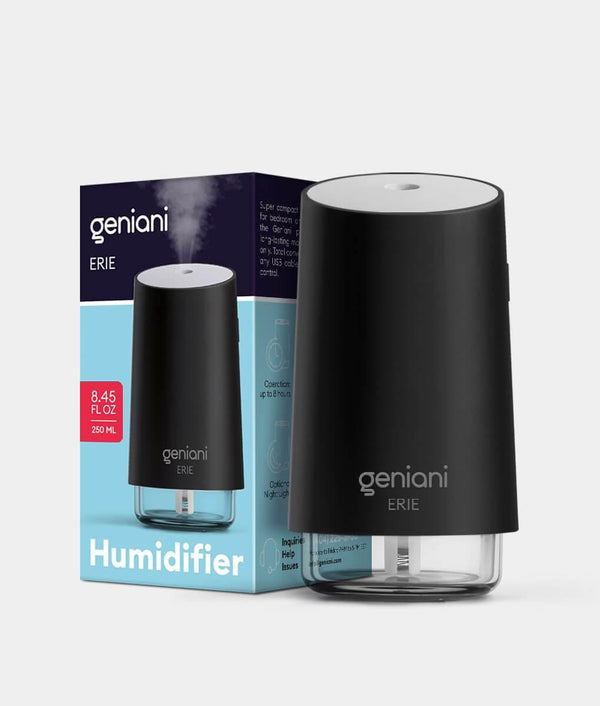 Erie Humidifier Black 250ml