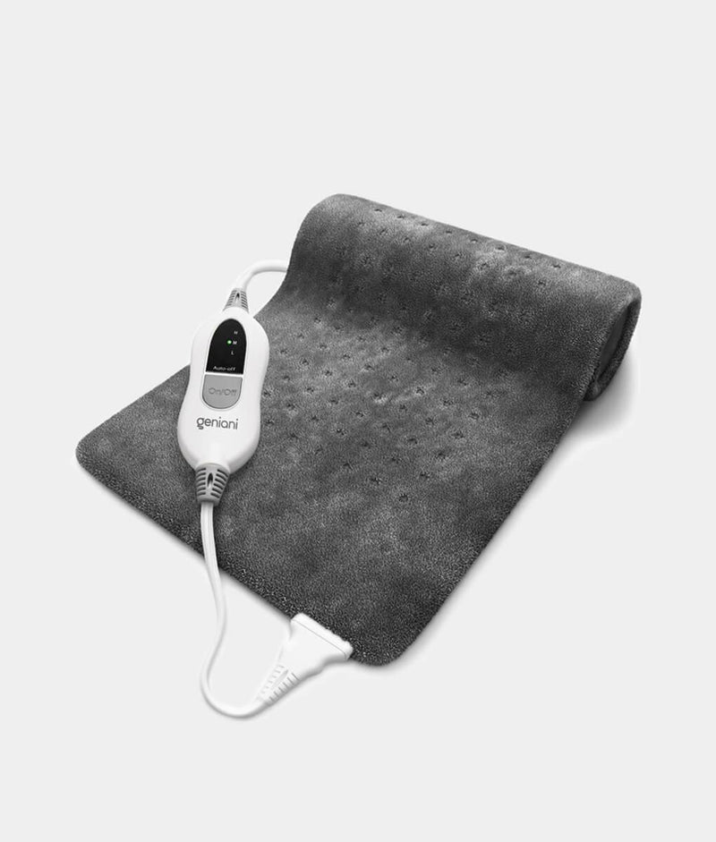 Heating Pad XL Tabby Gray