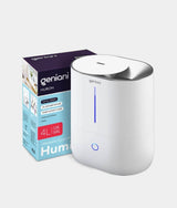 Huron Top Fill Humidifier with Function of Oil Diffuser 4L White