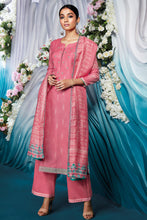 Load image into Gallery viewer, Pink Bemberg Silk Kurta with Bemberg Lawn Dupatta