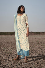 Load image into Gallery viewer, Linen Kurta with Bemberg Linen Dupatta