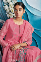 Load image into Gallery viewer, Pink Bemberg Silk Kurta