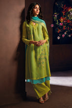 Load image into Gallery viewer, Organza Kurta with Chiffon Silk Dupatta