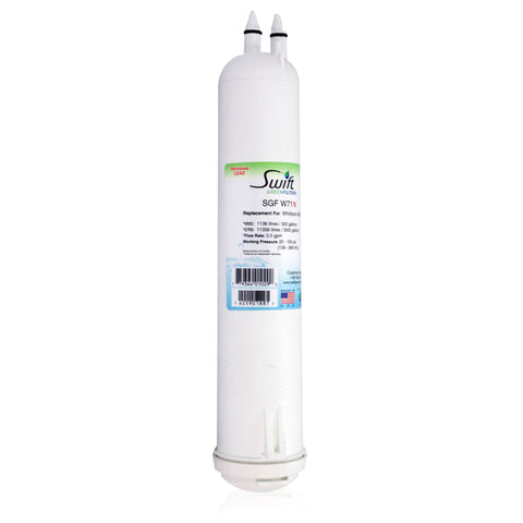 Whirlpool 4396841, 4396710,EDR3RXD1,EFF-6016A,EDR3RXD1,FILTER 3 Compatible Pharmaceuticals Refrigerator Water Filter (Authorized to sell only in Canada)
