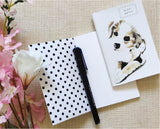 Paw-sitive | Pocket Notebook