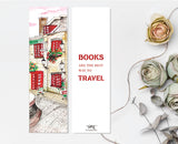 Pretty Places Bookmarks