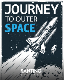 JOURNEY TO OUTER SPACE-KT129900