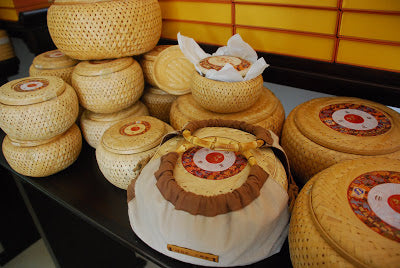 Reed baskets for your puer bings