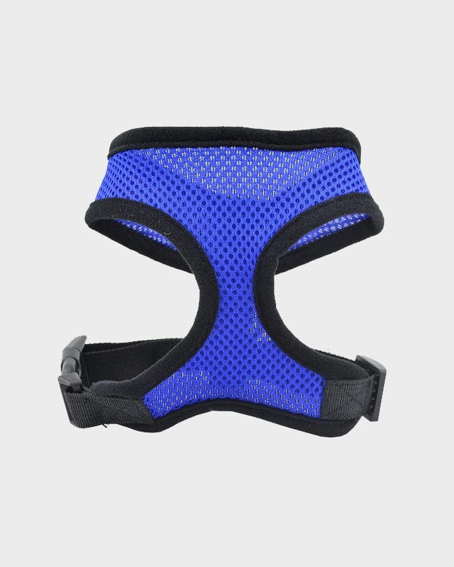 Purple Mesh Pet Harness