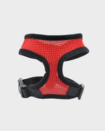 Black Mesh Pet Harness